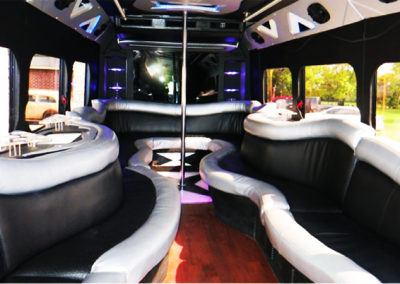 Party Bus Interior 32
