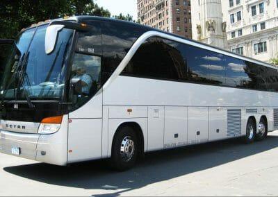 Motor Coach Bus Charters