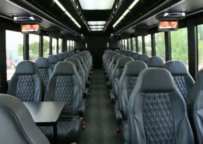 56 Passenger Leather
