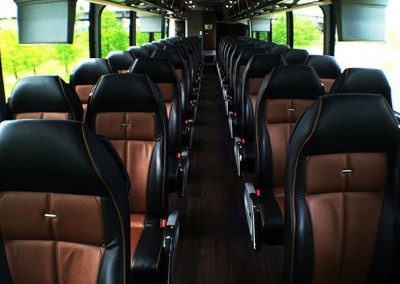 56 Pass Coach Leather Seats